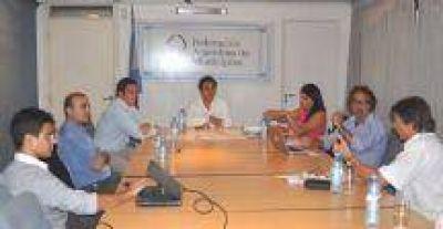 Eduardo Sylvester y Juan Szymankiewcz planearon acciones que beneficiarán a los municipios salteños