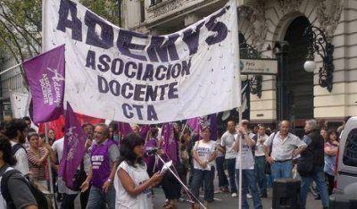 """""""Macri quiere bajarnos el poder adquisitivo"""""""