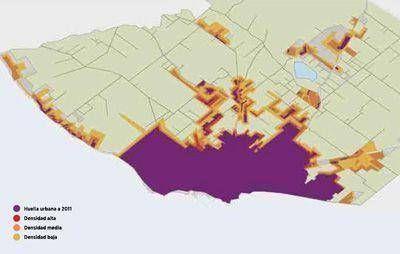 La expansión geográfica de la ciudad será un tema central en el debate del nuevo COT