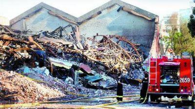 Más sospechas de que el fuego pudo ser intencional