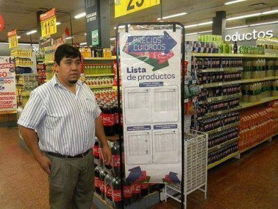 """Según el director de Defensa del Consumidor, los precios """"cuidados"""" se están respetando en Jujuy"""