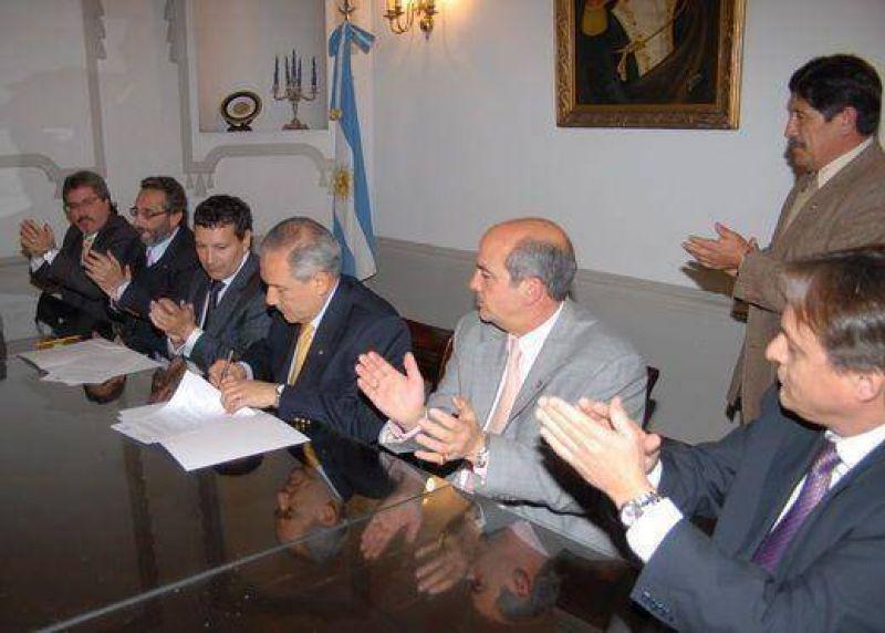 El PAMI financiar� la construcci�n del hospital de Abra Pampa