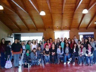 Consejo de la Mujer reunido