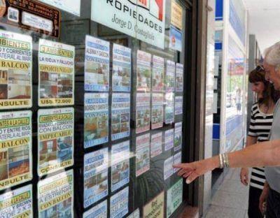 """Asociación de Inquilinos cuestionó aumentos en alquileres como un método de """"presión de las inmobiliarias"""""""