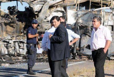 Tragedia de Ruta 7: otros cuatro policías sancionados por no mirar las filmaciones de las cámaras