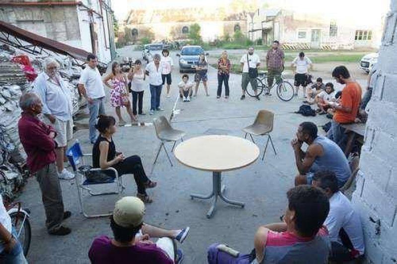 Papelera: declaración conjunta de las organizaciones en lucha