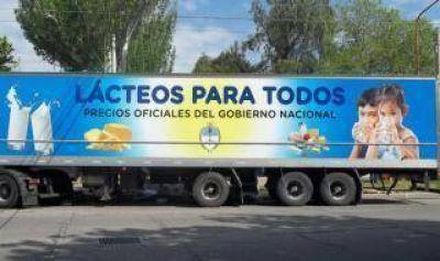 """Olavarría: Lácteos y Pastas """"Para Todos"""" en mal estado"""