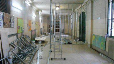 """La Justicia frenó la construcción de las """"aulas Durlock"""" en la Ciudad"""