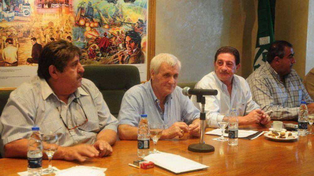 La CGT de Caló avaló la propuesta de paritarias anuales pero reclamará más fondos para obras sociales