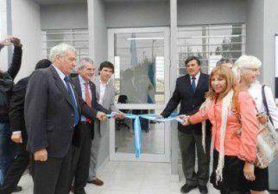 Inauguraron el nuevo Juzgado de Paz en Huincul