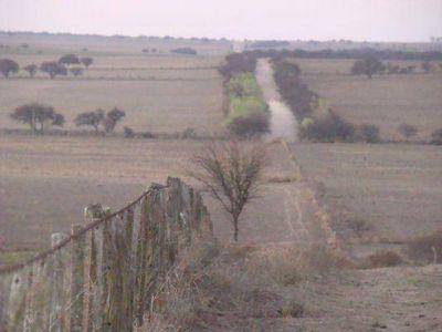 Sequía: se reunirá hoy una comisión y pedirá la emergencia