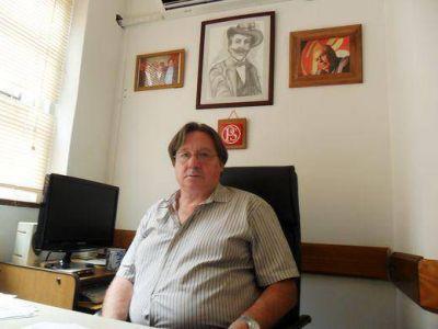 """Carlos Roberto: """"Vicente López va a tener que rever su presupuesto"""""""