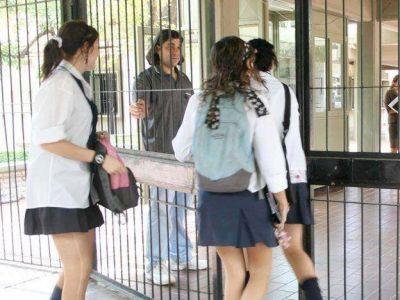 El cambio de planes en el inicio de clases, según la DGE, no afectará los 180 días de escolaridad