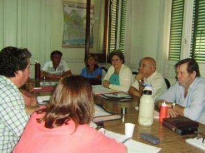 Reunión extraordinaria de la Comisión de Salud del HCD