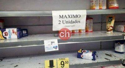 Precios Cuidados: Marimón realizó controles en Sáenz Peña