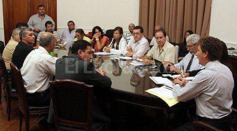 """Oferta """"abierta a discusión"""" en las paritarias municipales"""