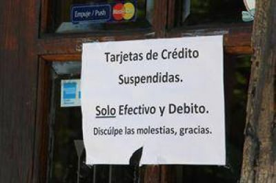 Cada vez más bares y restaurantes suspenden las tarjetas de crédito por la inflación