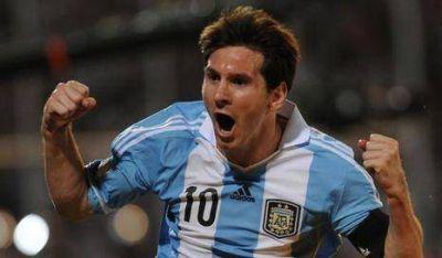 Messi será la cara de los JJOO Juveniles 2018