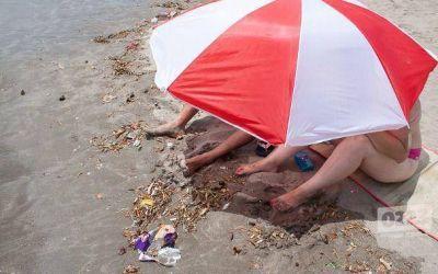 El 22% de los turistas, disconforme con el mantenimiento de las playas