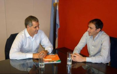 Buenos Aires y Córdoba trabajarán juntas en políticas agropecuarias