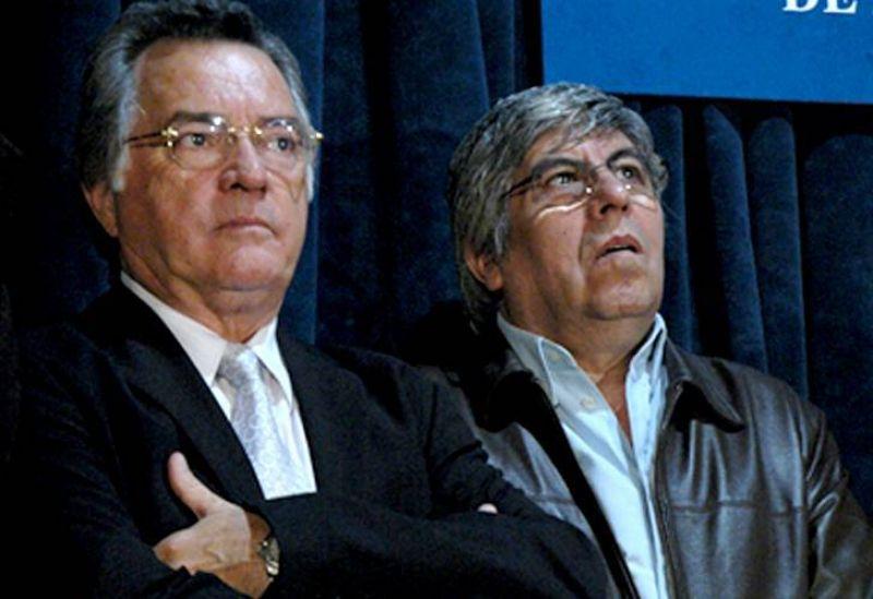 Hugo Moyano y Luis Barrionuevo se reunirán con la cúpula de la UCR