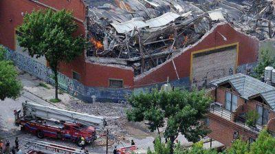 Iron Mountain: los videos de seguridad aumentan las sospechas de que el incendio fue intencional