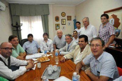 Importante reuni�n en Roque P�rez busca dar soluci�n al problema de �Indio Muerto�