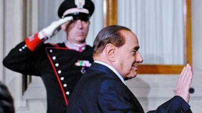 Berlusconi se reunió con el presidente y le dio un guiño al futuro premier