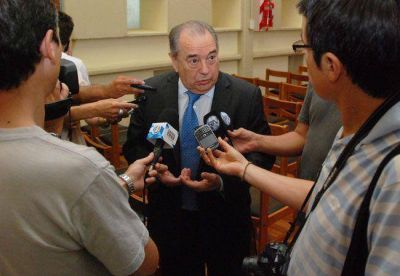 Al final, queda firme el veto parcial de Jorge al Presupuesto Provincial 2014
