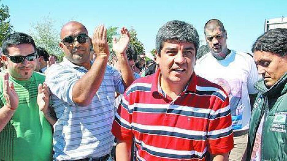 """Pablo Moyano advirtió: """"Los gremios van a salir a la calle"""""""
