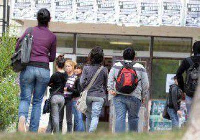 Peligra el inicio de clases en la UNCo