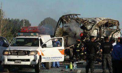 Tragedia en la Ruta 7: estos son los llamados que alertaron al 911