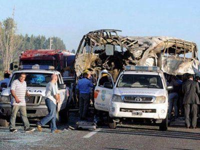 Tragedia de Mendoza: El chofer del camión tenía 2,32% de alcohol por litro de sangre