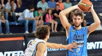 Sionista, el nuevo verdugo de Bahía Basket