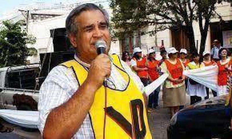 """Toloza: """"Esperamos expectantes la decisión de la paritaria nacional"""""""