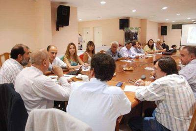 La Rioja fue sede de reunión del COFEMA región NOA y Cuyo