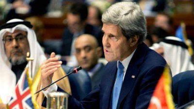 Kerry culpó a Al Assad de bloquear las conversaciones para la paz en Siria