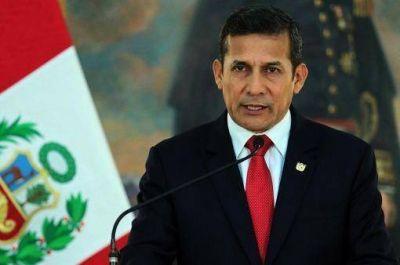Luego del fallo de La Haya, sube la aprobación de Ollanta Humala