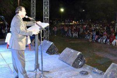 Vilelas festejó su 111º aniversario con la presencia de Niccolai