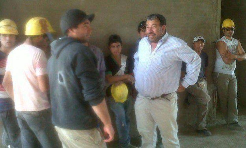 UOCRA denunció despidos en obras que se hacen en Carlos Paz