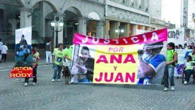 Tragedia de Campo Quijano: Familiares marcharon pidiendo justicia