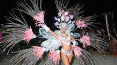 El Carnaval de Concordia vivió su cuarta noche