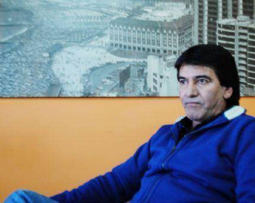 """Pedro Fernández: """"Estamos muy disconformes con la dirección del Regional"""""""