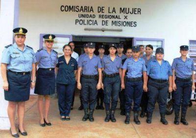 Asumieron jefas en dos Comisarías de la Mujer