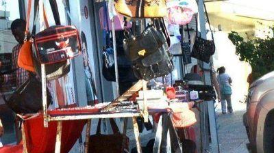 Comodoro es la novena ciudad del pa�s con m�s vendedores ilegales