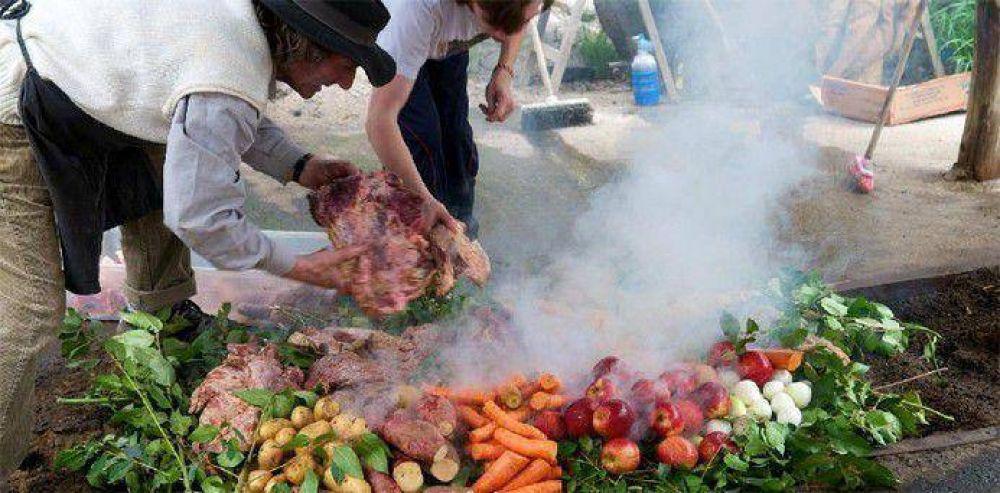 Bariloche se prepara para la segunda Fiesta Nacional del Curanto