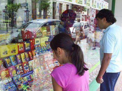 Jujuy: acordaron canasta escolar pero librer�as esperan folleter�a