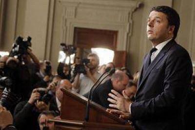 Renzi aceptó formar gobierno en Italia y prometió una reforma por mes