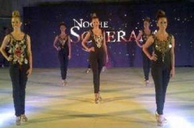 En la Noche Soberana las candidatas representaron países latinoamericanos