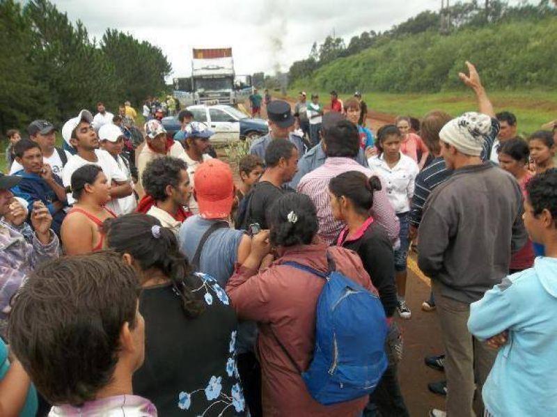 Tareferos realizarán acciones de protesta en toda la Provincia